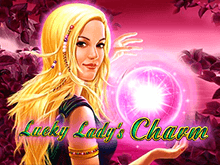 Слот Lucky Lady's Charm