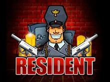 Слот Resident