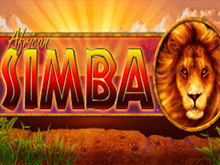Играйте в слоты African Simba