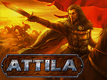 Attila - играйте слоты на деньги