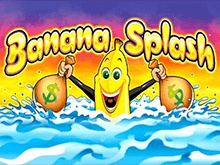 Слот Banana Splash, играть онлайн