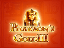 аппараты онлайн на деньги - Pharaohs Gold III