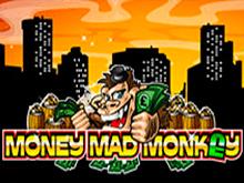 Деньги Чокнутой Обезьянки - выигрыши, бонусы и призы в онлайн-слоте